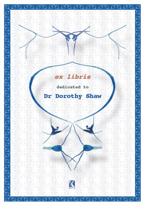 Victoria Cooper's Bookplate