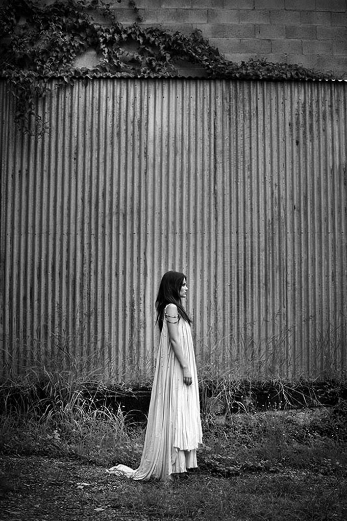 Image from Nicola Poole's 'Lost Girls' exhibition