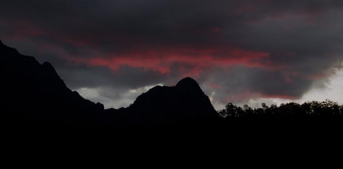 Mt Barney - ©Cooper+Spowart