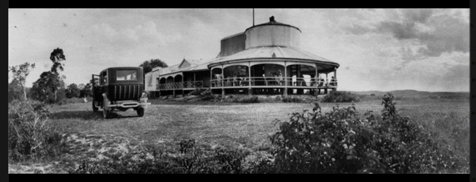 The Whites Hill Camera Obscura c1924 from the 'Lost Brisbane' Project site