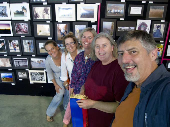 Photo Section Team: Mandie O'Shea, Michelle, Janet, Vicky & Doug