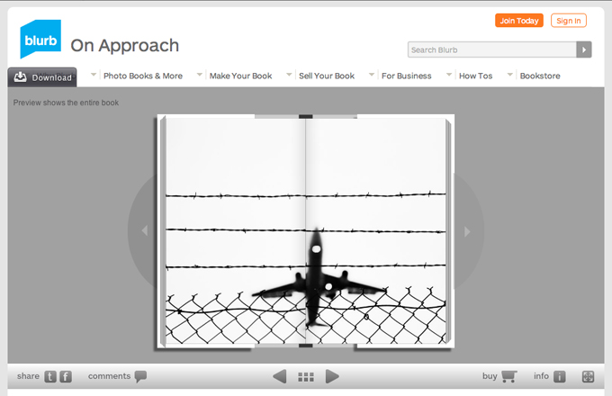 See Daniel Milnor's book On Approach @ Blurb
