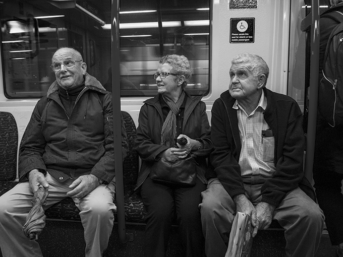 Citizens of Sydney by Doug Spowart ©2013