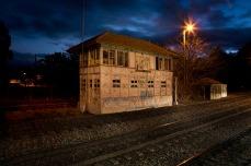 Signal Box Muswellbrook Station