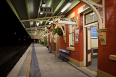 Muswellbrook Station