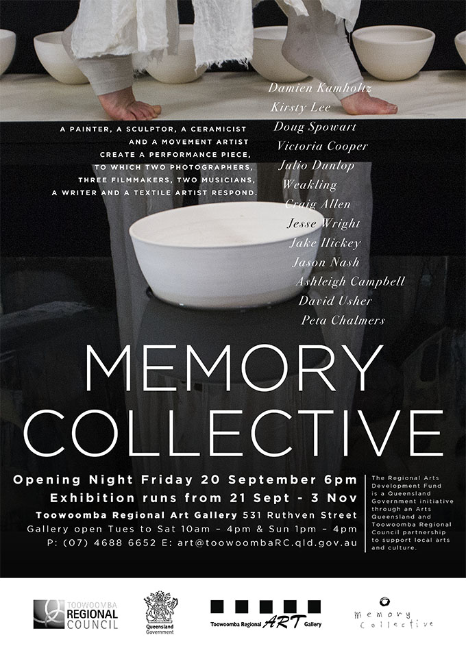 The Memory Collective Invite