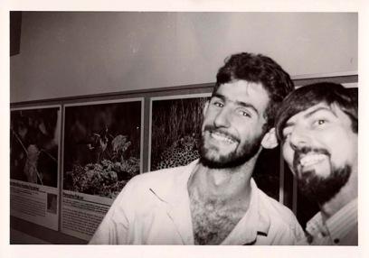 Darren & Doug 'Selfie' @ Imagery Gallery C1987