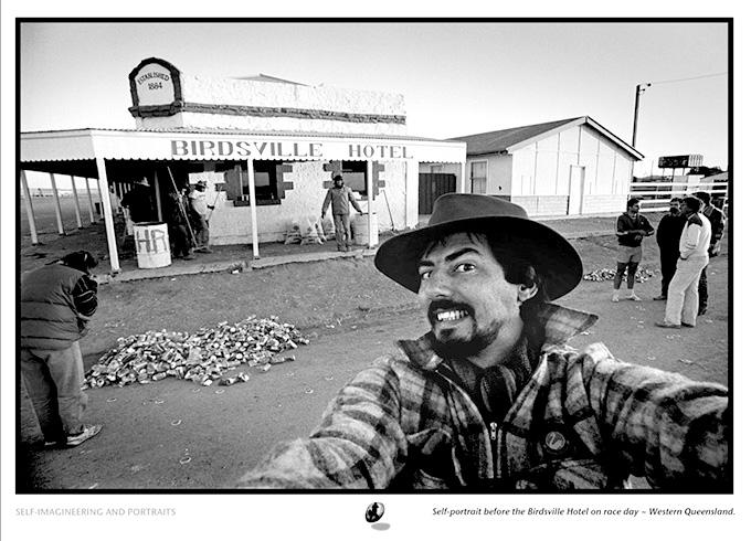Doug selfie @Birdsville 1983