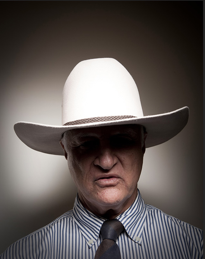 Russell Shakespeare's Bob Katter MP