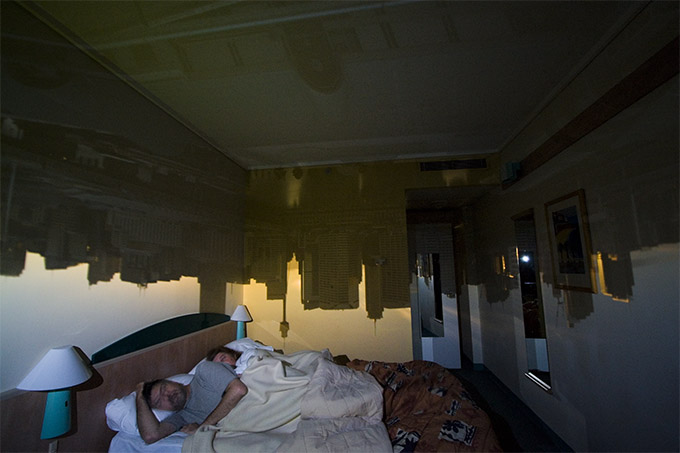 City of Dreams – Ibis Hotel sunrise over Sydney