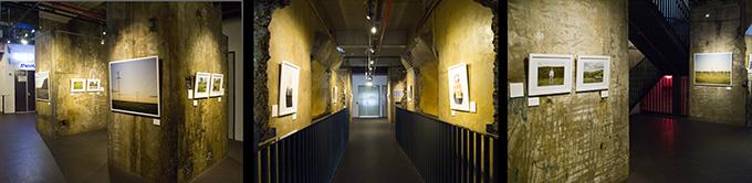 Installation triptich Photos: Doug Spowart