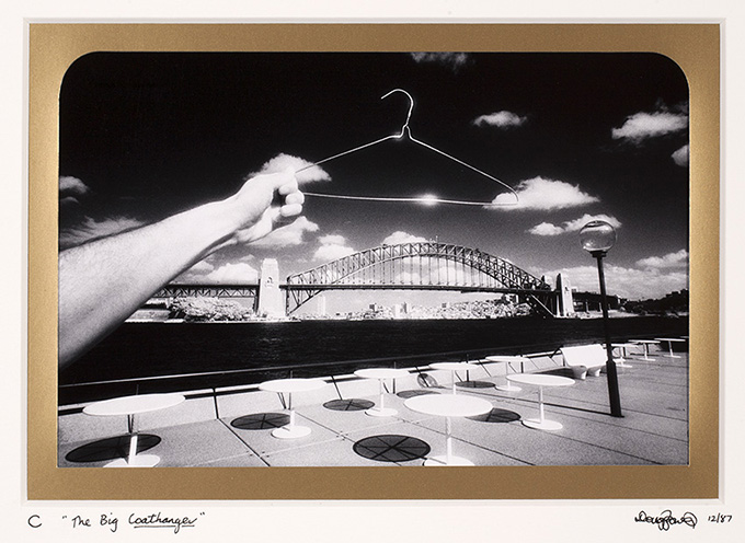 C  The Big Coat Hanger – Slang for the Sydney Harbour Bridge.
