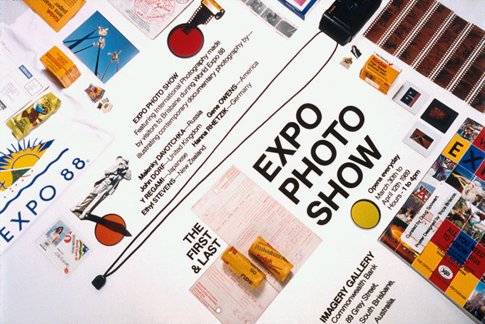 First & Last EXPO PHOTO SHOW Poster