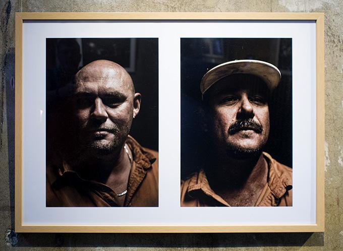 Al Phillips, Drilling Supervisor  Moranbah   Adam Ferguson and Brodie Standen, 2013