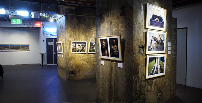 Queensland Small Towns Documentary Project - Installation ... Photo: Doug Spowart