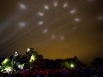 Toowoomba New Year's Eve Fireworks 2013-14. Photo: Doug Spowart + VictoriaCooper