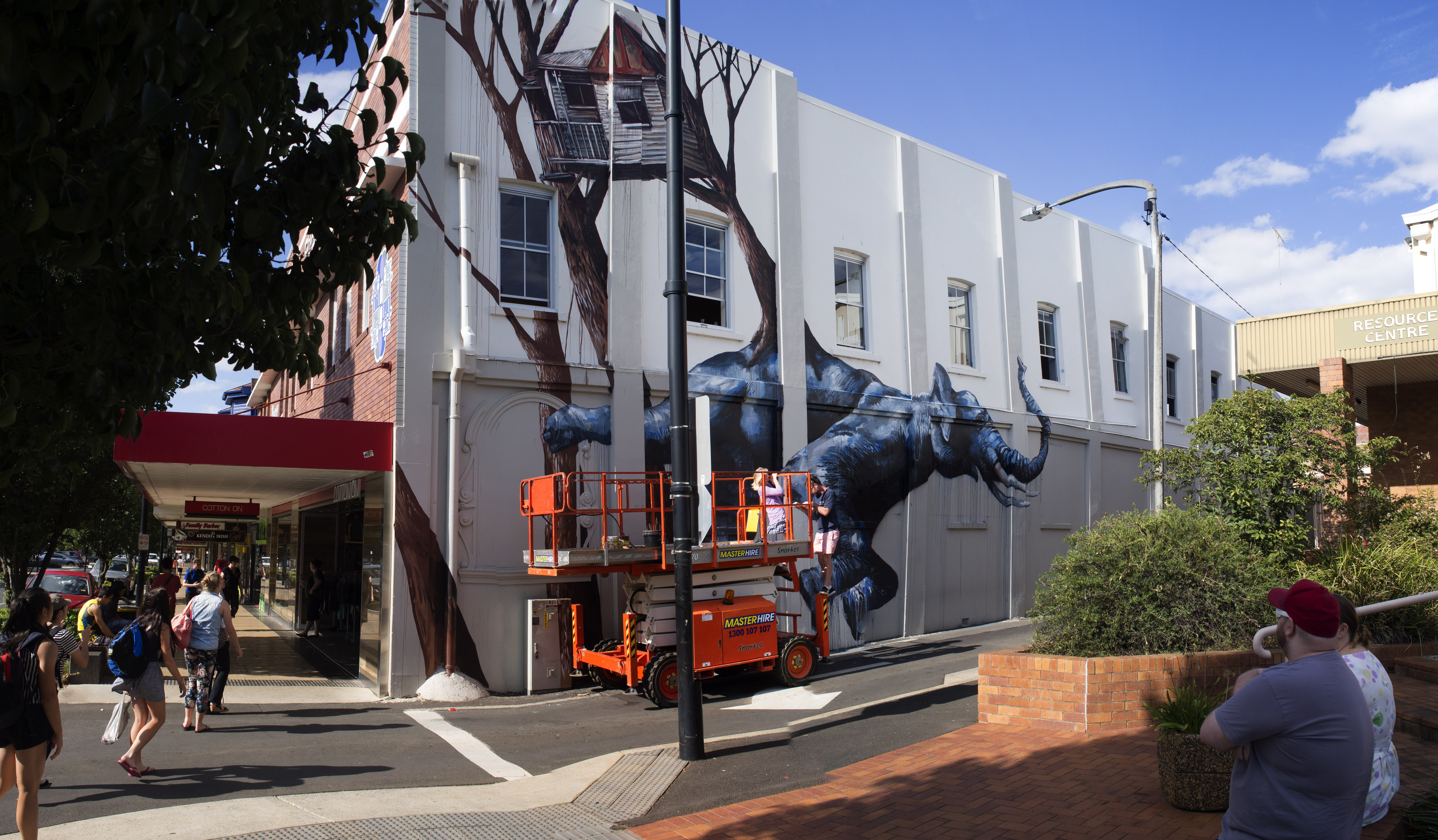 Toowoomba graffiti wotwedid - Wall arts images ...