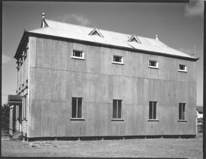 Masonic Hall, Barcaldine