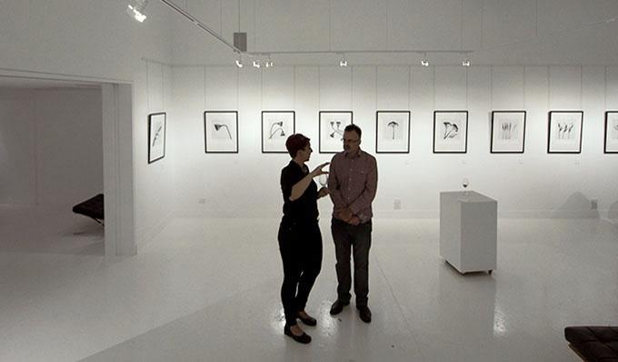 Bibiana Stanfield and Neil Burton @ Maud Gallery