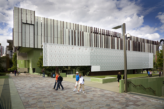 The State Library of Queensland
