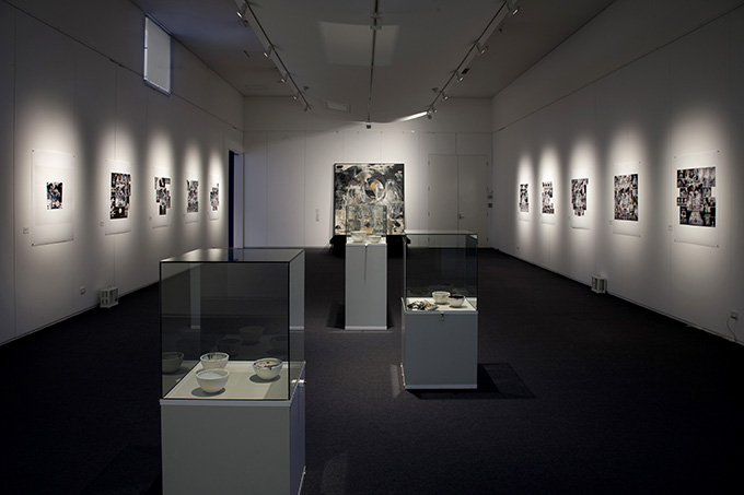 Memory Collective image from the exhibition @ Toowoomba Regional