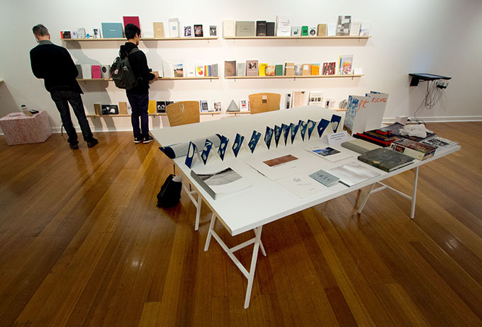 GEORGE PATON GALLERY: Artist's Books (reprised) Exhibition (4/6)