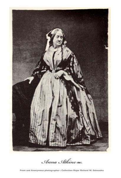 Anna Atkins-Portrait 1861