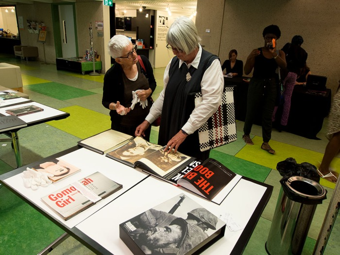 World Photobook Day Photobook Club event Brisbane @ The Edge Photo Doug Spowart