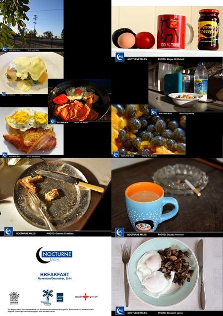 Breakfast – Nocturne Miles