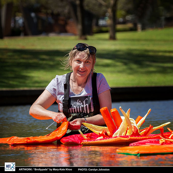 Image from the ACT Waterways project