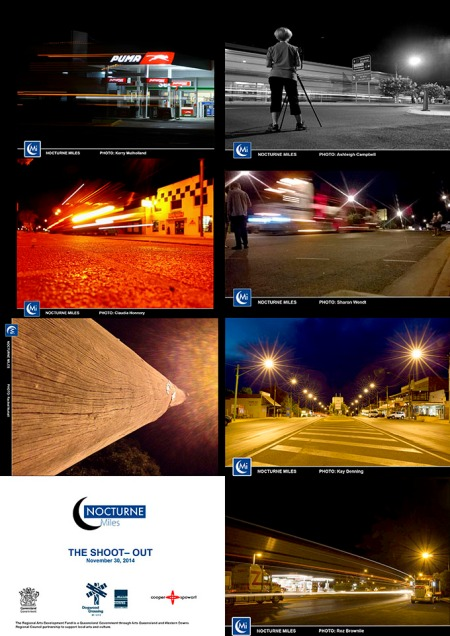 Murlilla Street  – Nocturne Miles