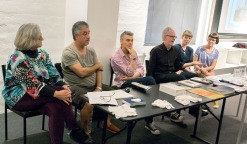 Des Cowley talks the 'OTHER' Photobook Forum at the Photobook Melbourne event