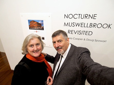 Nocturne Musswellbrook exhibition opening