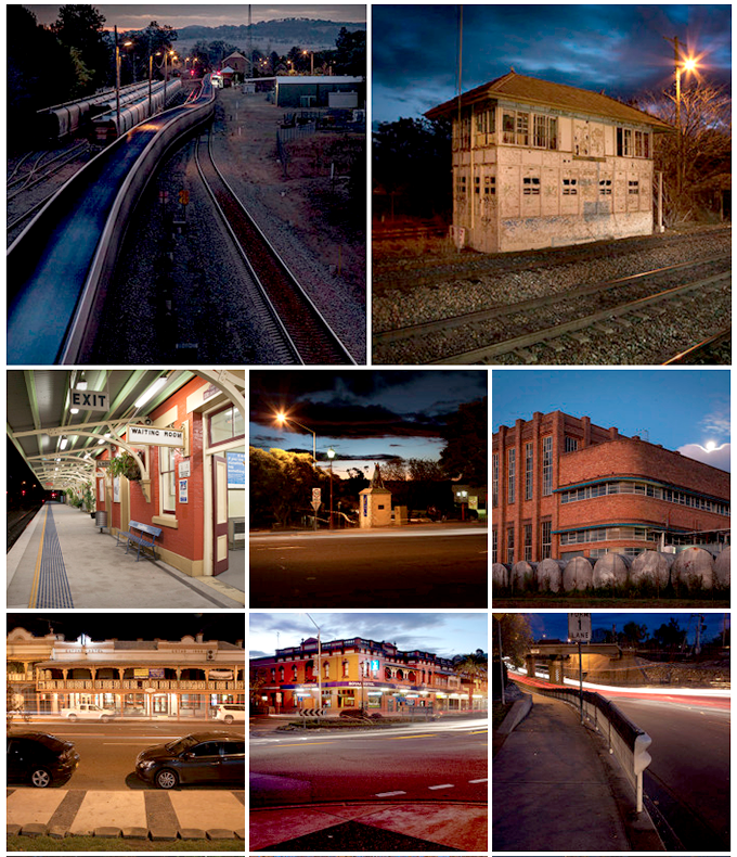 A selection of Nocturne Muswellbrook: Revisited images