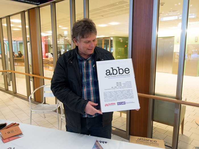 Tim Mosely promotes the ABBE Conference @ QCA in July