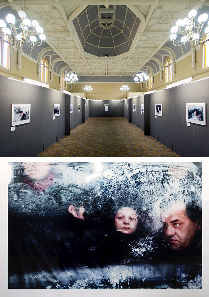 Boryana Katsorova's 'Freezing'