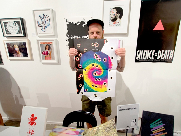 Shannon Michael Cane from Printed Matter