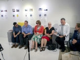 World Photobook Day Forum at Maud Street Photo Gallery PHOTO: Daniel Groneberg
