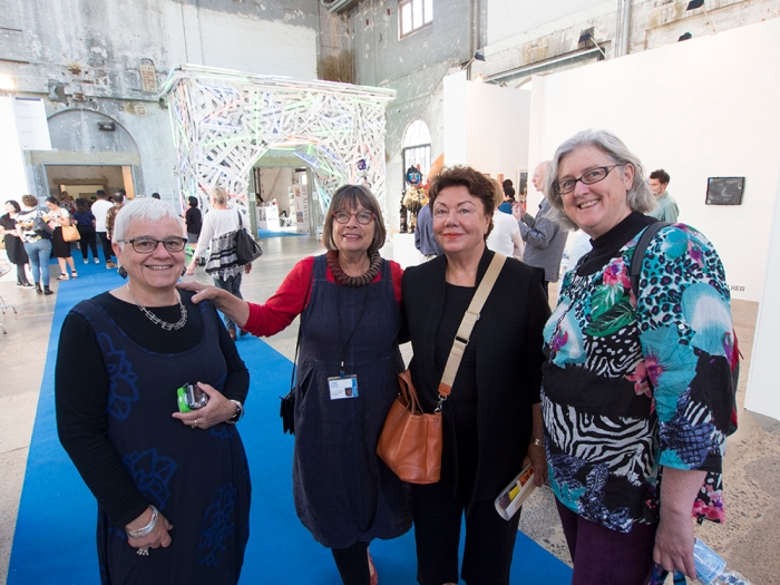 Helen Cole, Akky Van Ogtrop + + Victoria Cooper