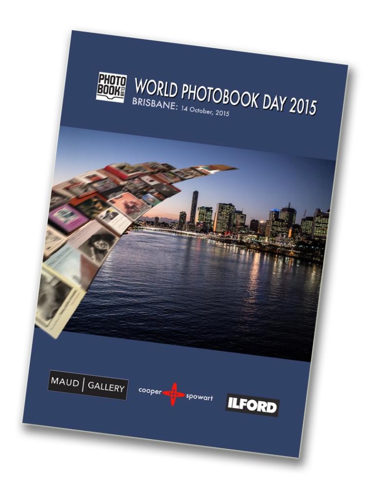 WORLD PHOTOBOOK DAY @ Brisbane's Maud Creative (6/6)
