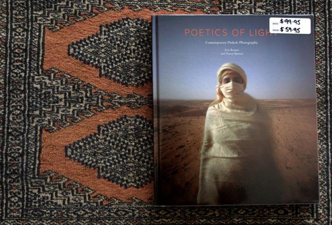 """The book """"Poetics of Light'"""