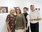 With Terri Ducheck Irena Prikryl and Gillian Jones the exhibition 'In Situ' at MaudGallery