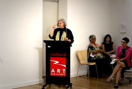 Dr Victoria Cooper opens Renata Buziak's 'Medicinal Plant Cycles'