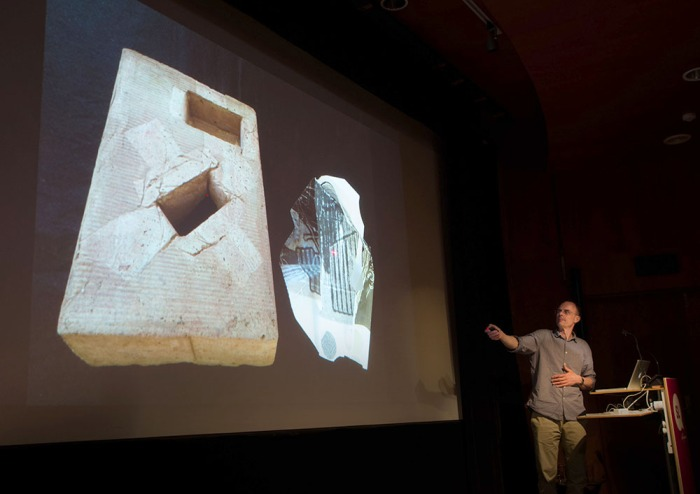 Guy Begbie presenting @ Siganto Seminar Series 2016
