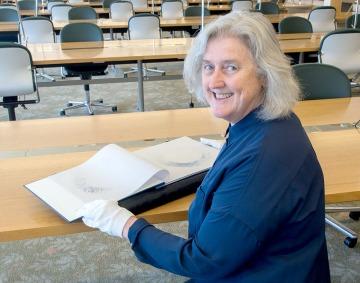 Siganto Research Fellow Victoria Cooper