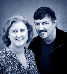 Vicky and Doug