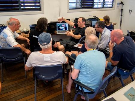 Orpheus Photo Workshop: A Photoshop power session with Les