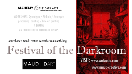 Festival of the Darkroom logo
