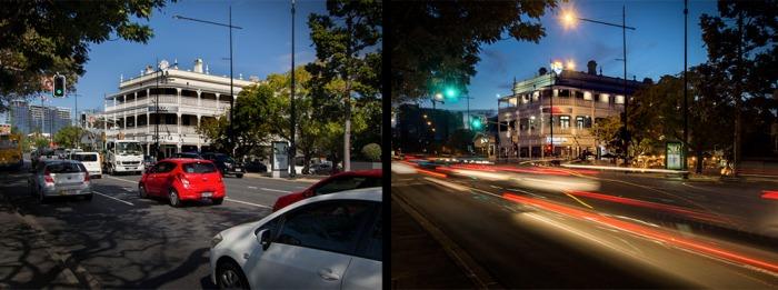 Regtta Hotel, Brisbane - rephotography DUO