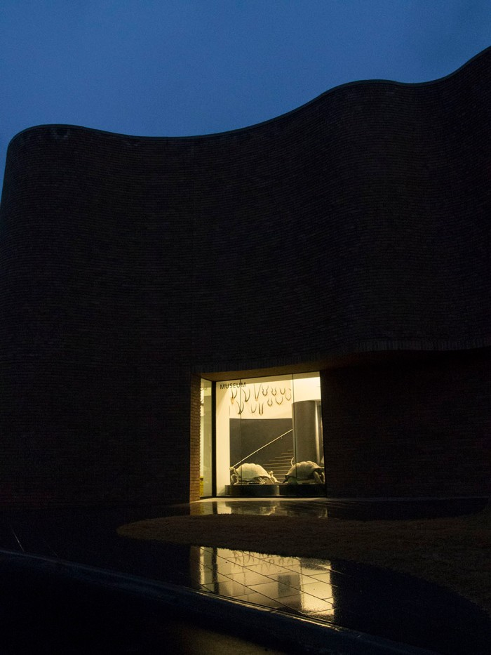 PHOTO: Cooper+Spowart – UNE Museum